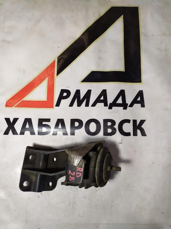 Подушка двигателя Nissan Laurel SC33 RD28 левая (б/у)