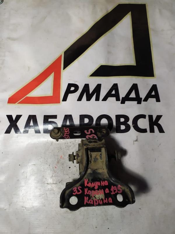 Подушка двигателя Toyota Caldina ST195 3S левая (б/у)