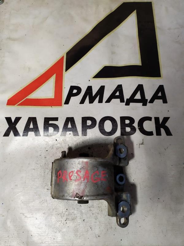 Подушка двигателя Nissan Presage NU30 KA24 левая (б/у)