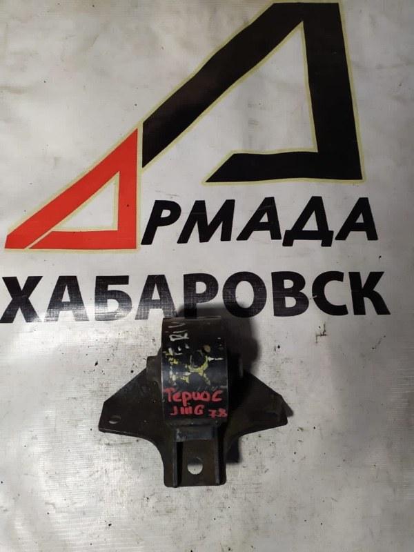 Подушка акпп Daihatsu Terios Kid J111G EF (б/у)