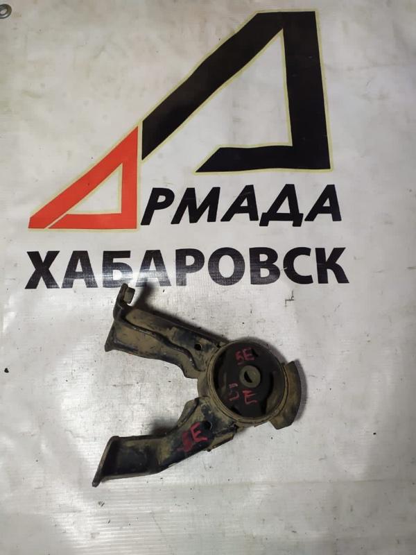 Подушка двигателя Toyota Caldina ET196 5EFE задняя (б/у)