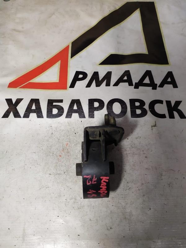 Подушка двигателя Toyota Camry SV40 4S задняя (б/у)