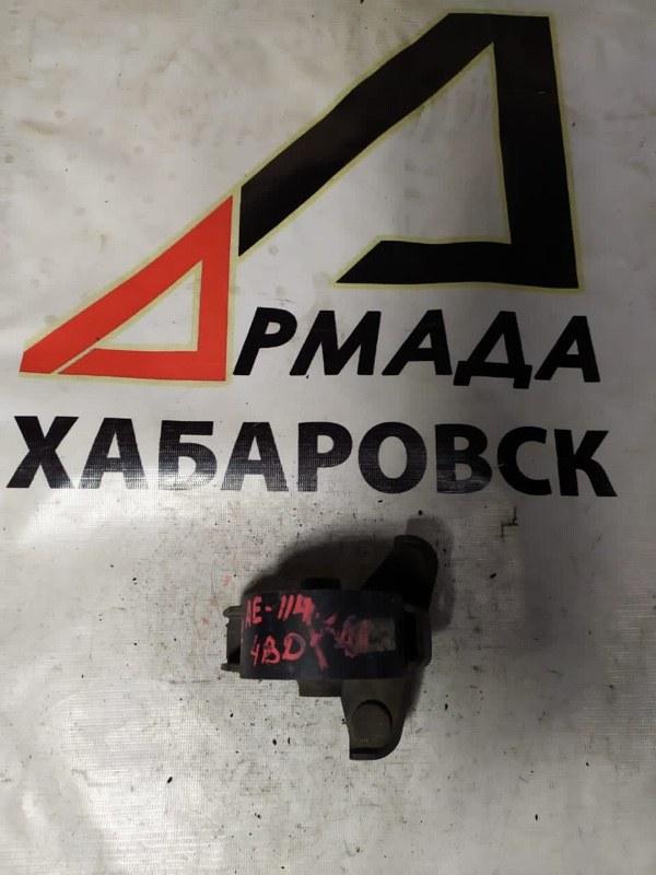 Подушка двигателя Toyota Corolla AE114 4AFE задняя (б/у)