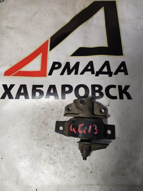 Подушка двигателя Nissan Ad VFY11 QG15 правая (б/у)
