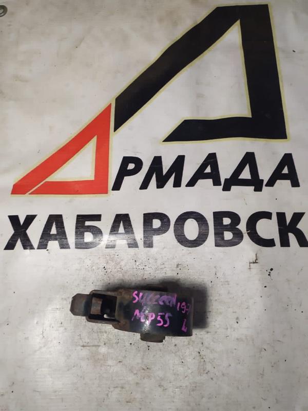 Подушка двигателя Toyota Succeed NCP55 2NZ-FE левая (б/у)