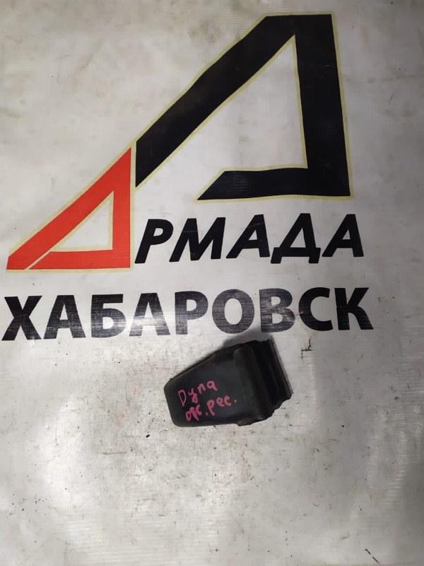 Отбойник Toyota Toyoace LY201 3L задний (б/у)