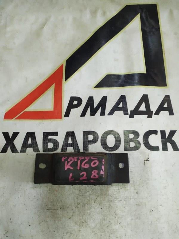 Отбойник Nissan Patrol K160 SD33 задний (б/у)