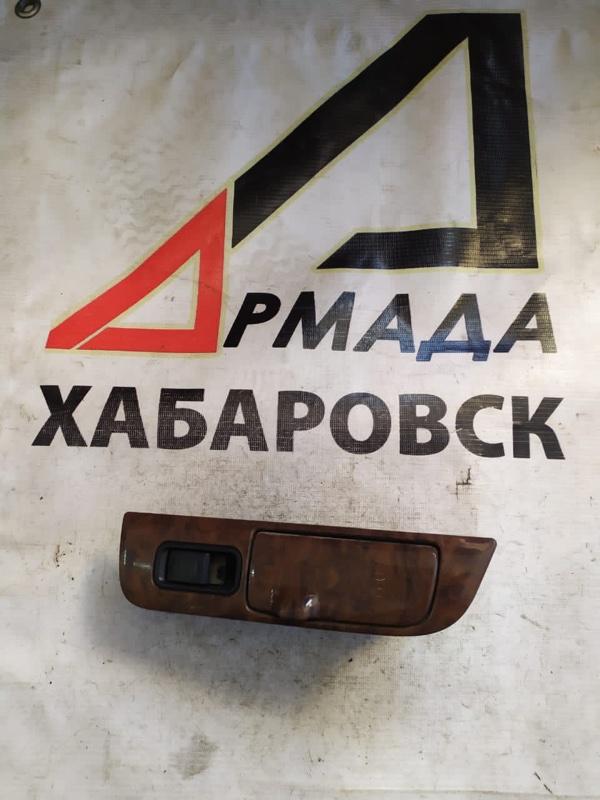 Пульт стеклоподъемника Toyota Harrier ACU15 задний левый (б/у)