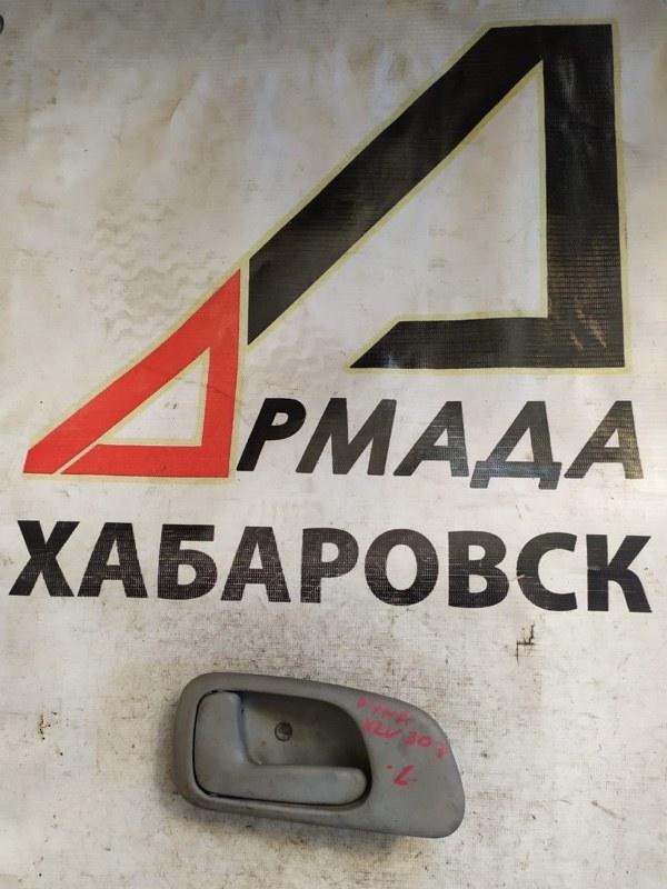 Ручка двери внутренняя Toyota Duna XZU307 передняя левая (б/у)