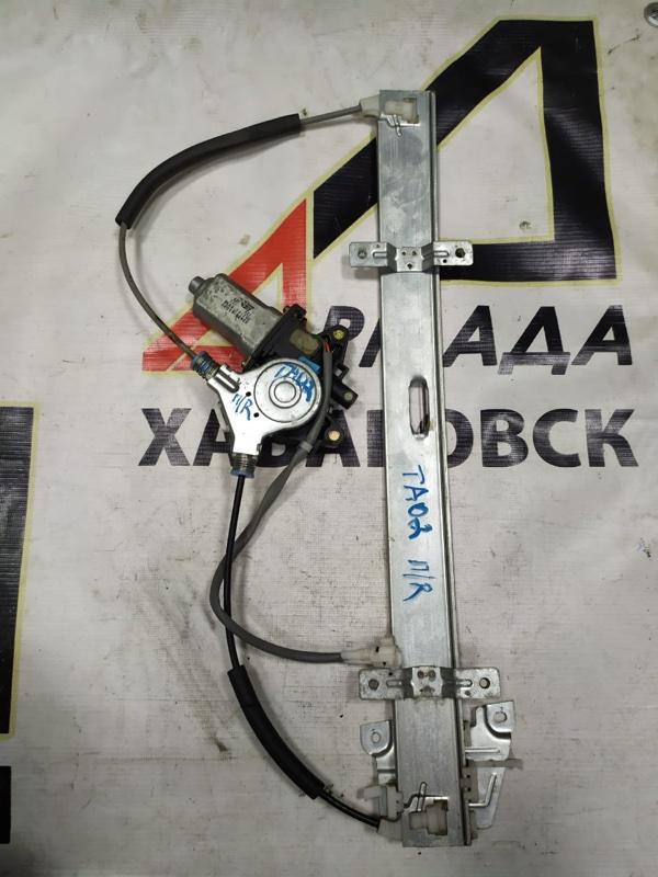 Стеклоподъемник Suzuki Escudo GFTA02 правый (б/у)