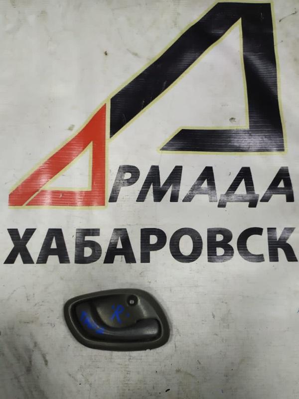 Ручка двери внутренняя Suzuki Escudo GFTA02 передняя правая (б/у)