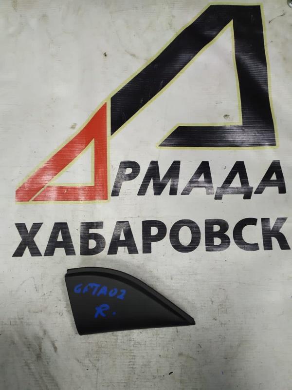 Уголок двери Suzuki Escudo GFTA02 передний правый (б/у)