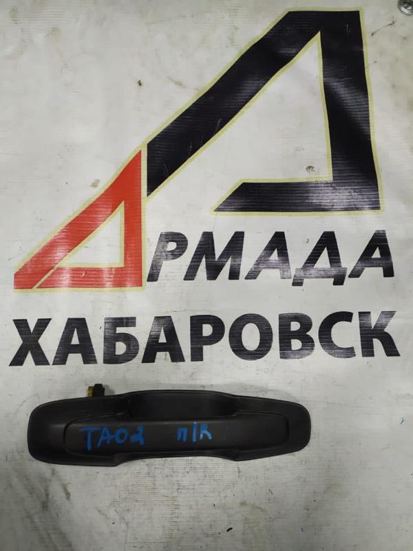 Ручка двери внешняя Suzuki Escudo GFTA02 передняя правая (б/у)