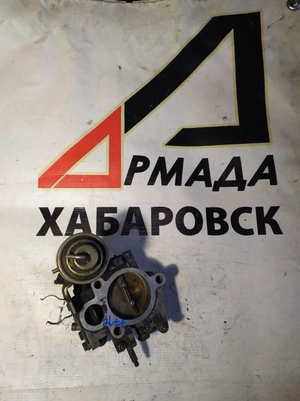 Дроссельная заслонка Toyota Hilux Surf LN130 2LT (б/у)