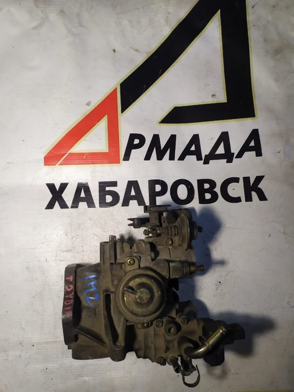Дроссельная заслонка Toyota Kluger MCU25 1MZ (б/у)