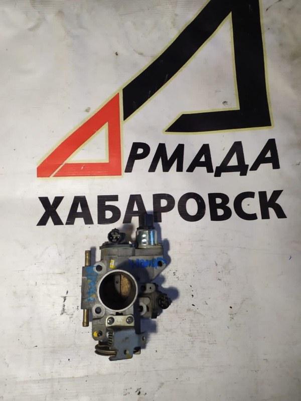 Дроссельная заслонка Honda Acty HH6 E07Z (б/у)