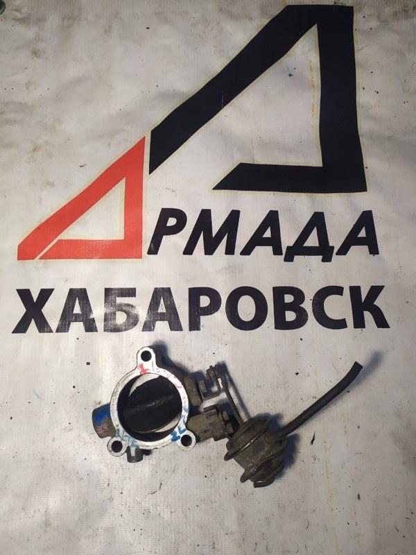 Дроссельная заслонка Toyota Mark Ii LX80 2LT (б/у)