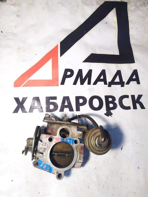 Дроссельная заслонка Toyota Cresta LX90 2L (б/у)