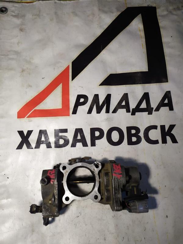 Дроссельная заслонка Toyota Regius KCH40 1KZ (б/у)