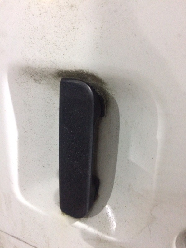 Ручка двери внешняя Mazda Bongo SS28 задняя левая (б/у)