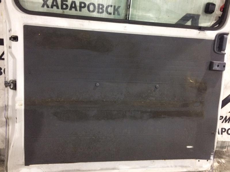 Дверная карта Mazda Bongo SS28 задняя левая (б/у)