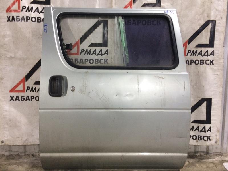 Дверь боковая Toyota Lite Ace CR30 задняя левая (б/у)