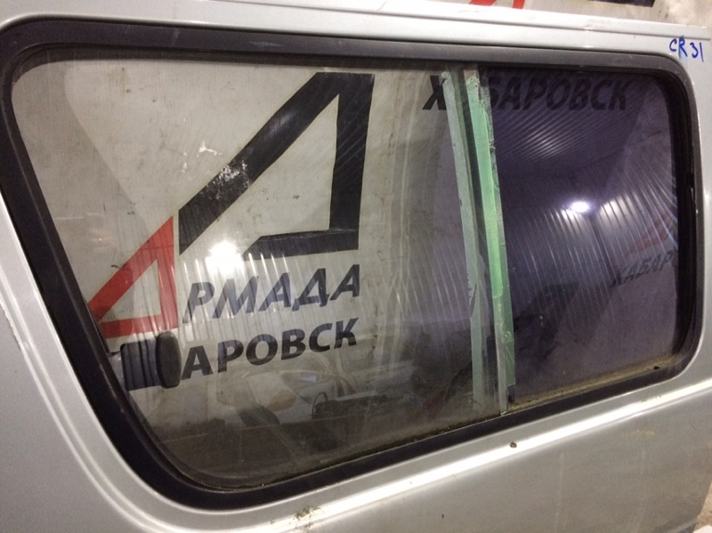 Форточка двери Toyota Lite Ace CR30 задняя левая (б/у)