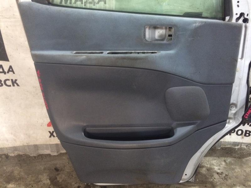 Дверная карта Toyota Granvia KCH16 передняя левая (б/у)