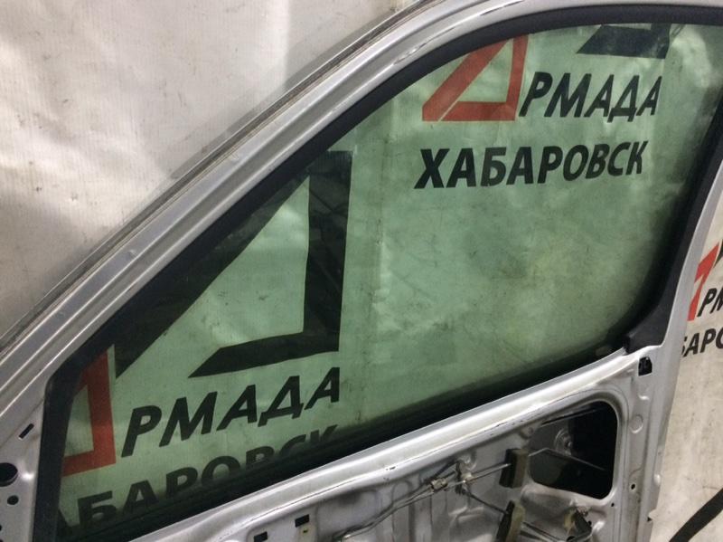 Стекло двери Toyota Granvia KCH16 переднее правое (б/у)
