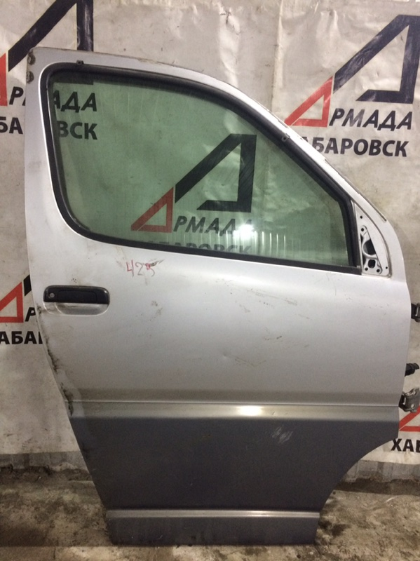 Дверь Toyota Granvia KCH16 передняя правая (б/у)