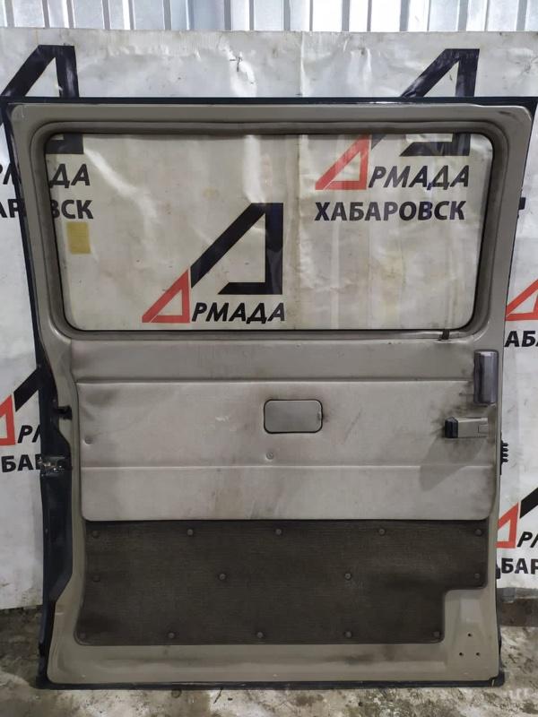 Дверная карта Nissan Largo C22 задняя левая (б/у)
