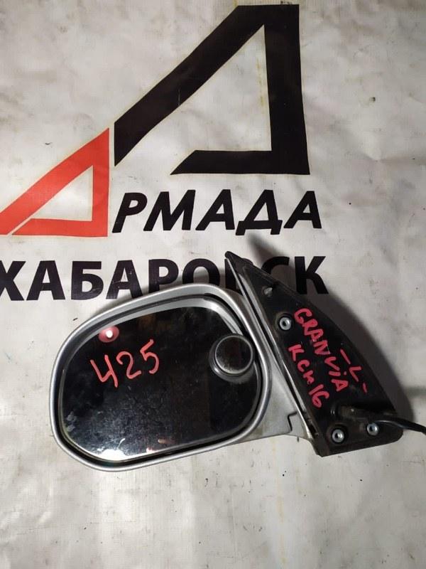 Зеркало Toyota Granvia KCH16 левое (б/у)