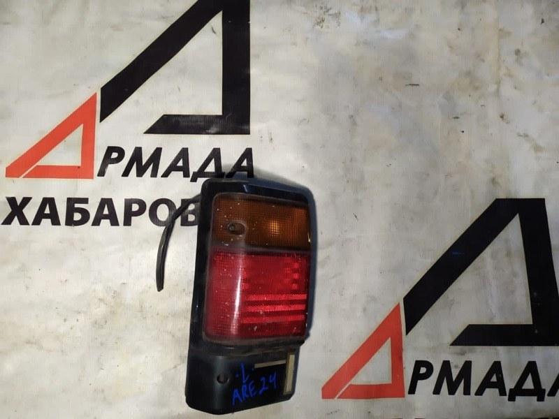 Стоп-сигнал Nissan Caravan ARE24 левый (б/у)