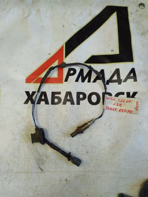 Датчик кислородный Toyota Wish ZGE20 2ZR (б/у)