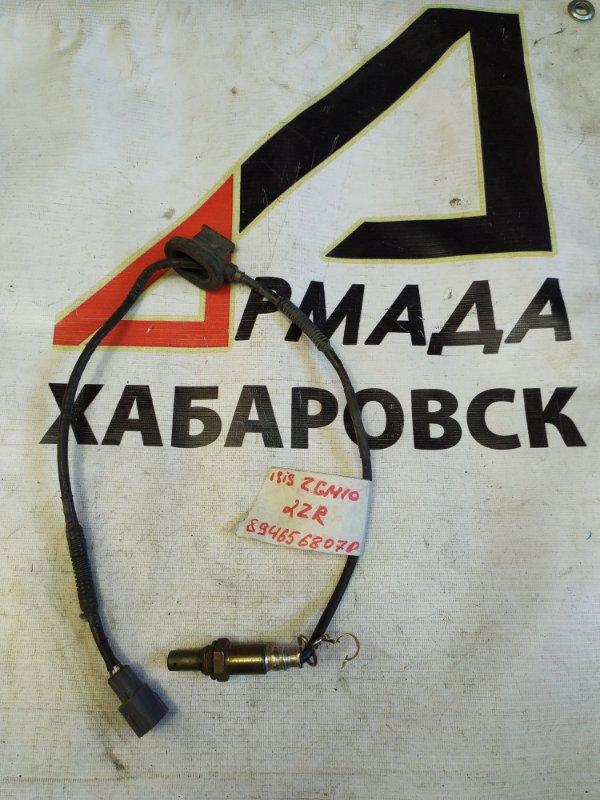 Датчик кислородный Toyota Isis ZGM10 2ZR (б/у)