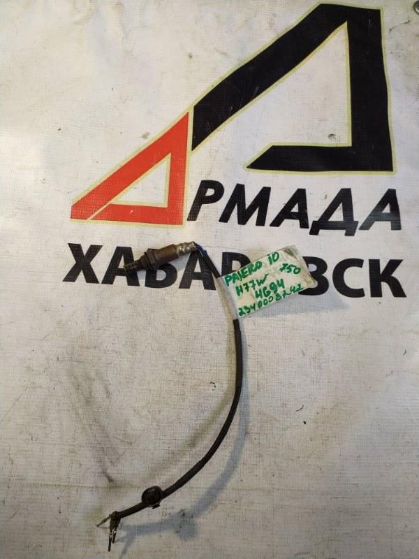 Датчик кислородный Mitsubishi Pajero Io H77 4G94 (б/у)