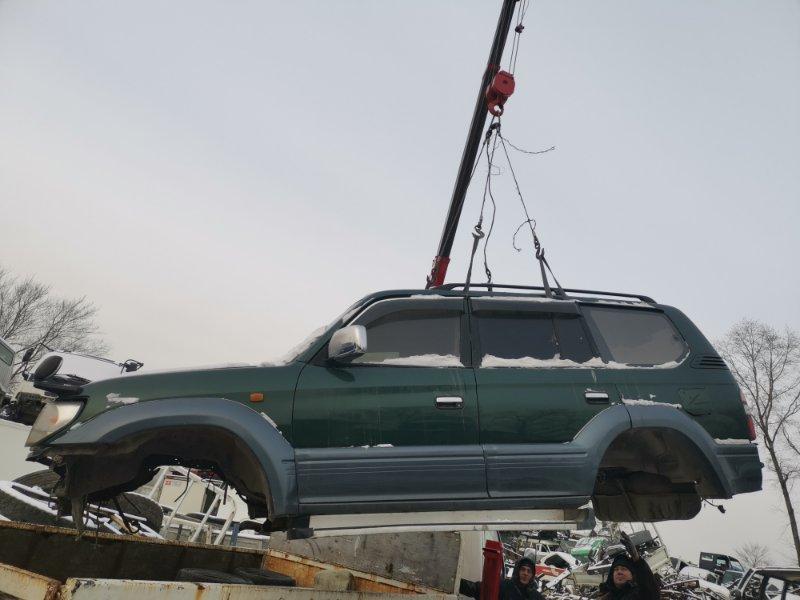 Кузов Toyota Land Cruser Prado 95 (б/у)
