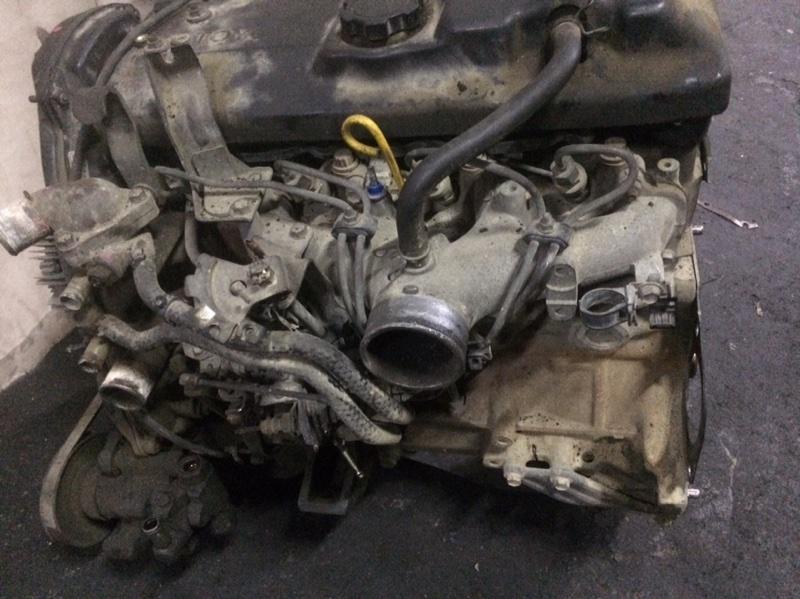 Двигатель Toyota Hilux Surf LN107 3L (б/у)