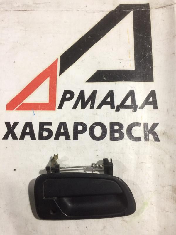 Ручка двери внешняя Toyota Dyna LY230 передняя правая (б/у)
