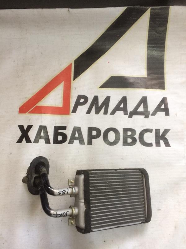 Радиатор печки Toyota Surf KZN185 задний (б/у)