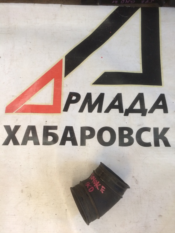 Патрубок воздушного фильтра Toyota Dyna KDY270 1KD (б/у)