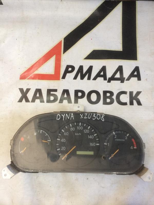 Панель приборов Toyota Dyna XZU307 N04C (б/у)