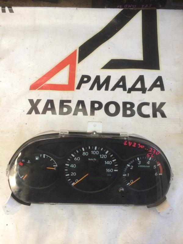Панель приборов Toyota Toyoace LY230 5L (б/у)