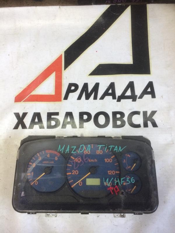 Панель приборов Mazda Titan WHF36 TF (б/у)