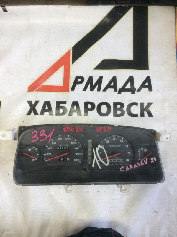 Панель приборов Nissan Caravan KEE24 VG30 (б/у)