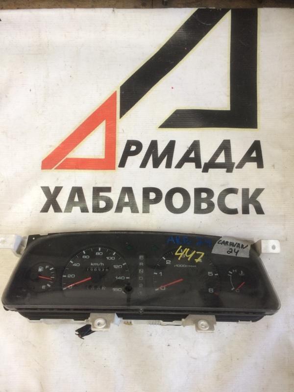 Панель приборов Nissan Caravan ARE24 TD27 (б/у)