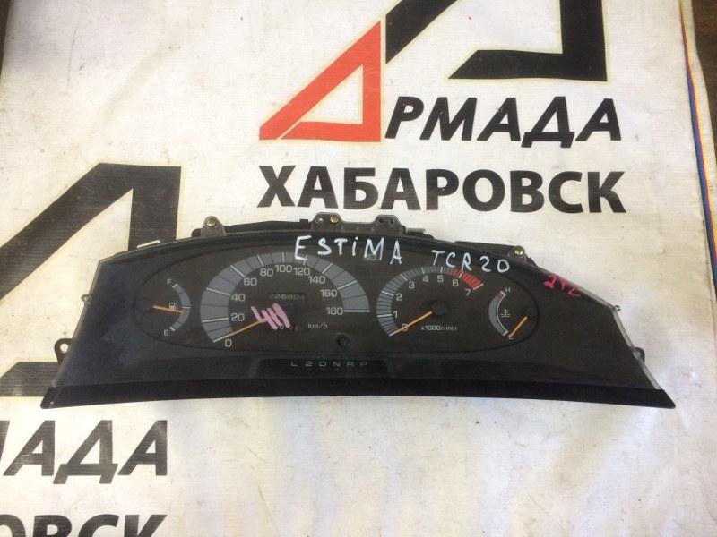 Панель приборов Toyota Estima TCR20 2TZ (б/у)
