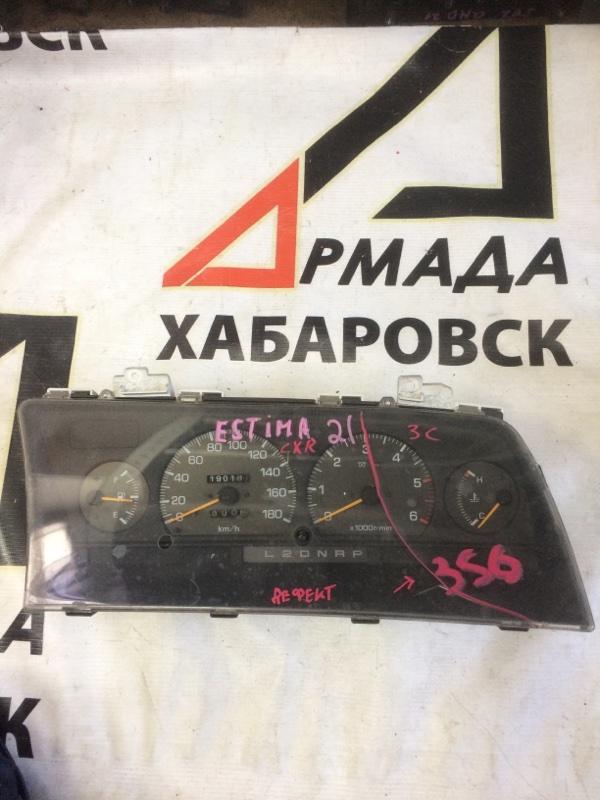 Панель приборов Toyota Estima CXR21 3CT (б/у)