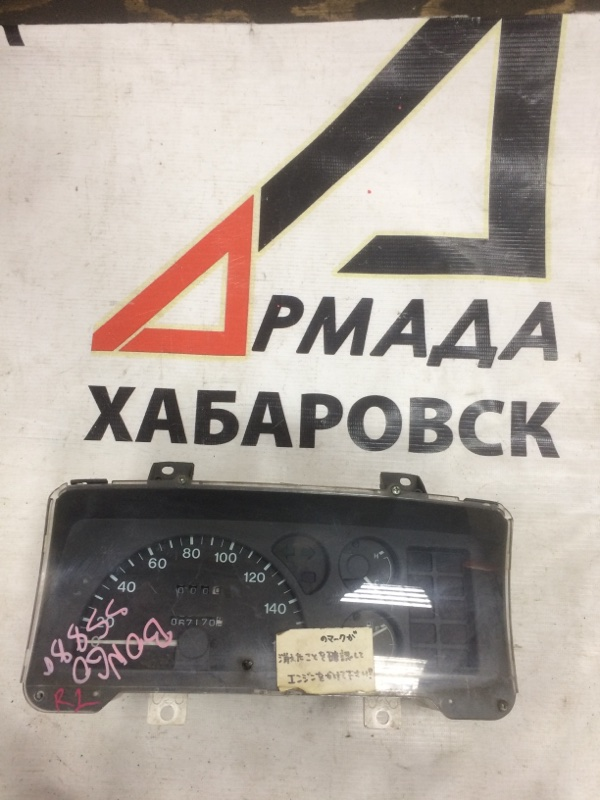 Панель приборов Mazda Bongo SS88 R2 (б/у)