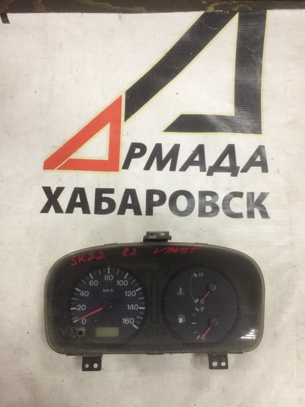 Панель приборов Nissan Vanette SK22 R2 (б/у)
